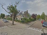112 melding Ambulance naar Uhlenbeckkade in Leiden