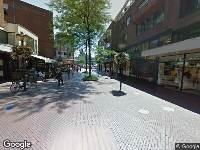 Ambulance naar Hermanus Boexstraat in Eindhoven