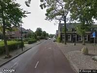 Brandweer naar Dorpsstraat in Cothen vanwege verkeersongeval
