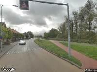 Brandweer naar West Kinderdijk in Alblasserdam