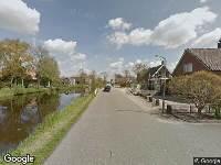 112 melding Besteld ambulance vervoer naar Graafdijk-west in Molenaarsgraaf