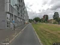 Ambulance naar Willem Augustinstraat in Amsterdam