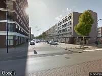 Ambulance naar Wolbrantskerkweg in Amsterdam