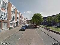 Ambulance naar Verschoorstraat in Rotterdam