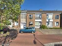 112 melding Ambulance naar Witte de Withstraat in Alphen aan den Rijn