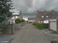 112 melding Besteld ambulance vervoer naar Kloet in Hardinxveld-Giessendam