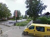 112 melding Ambulance naar Leeuwerik in Bodegraven