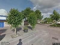 Ambulance naar Het Dorpsplein in Herveld