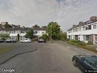 112 melding Besteld ambulance vervoer naar Händelstraat in 's-Hertogenbosch