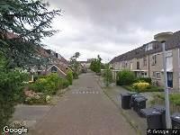 Ambulance naar Karinthiëstraat in Alkmaar