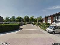 112 melding Ambulance naar Burgemeester Van den Steenstraat in Tiel