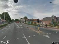 Brandweer naar Wibautstraat in Zaandam vanwege verkeersongeval