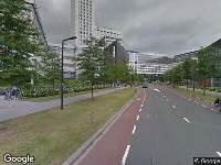 Ambulance naar Wytemaweg in Rotterdam