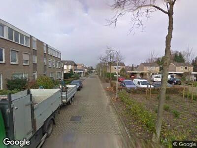 Ambulance naar Bachlaan in Heesch