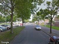 112 melding Brandweer naar Jaap Edendreef in Utrecht vanwege een buitenbrand