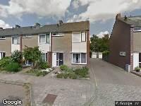112 melding Politie naar Willem de Mérodestraat in Hengelo vanwege aanrijding met letsel