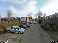 Ambulance naar Schoofstraat in Purmerend