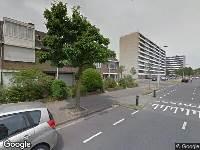 112 melding Brandweer naar Rubicondreef in Utrecht vanwege voertuigbrand