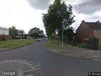 112 melding Brandweer naar Brederostraat in Hengelo
