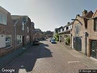 112 melding Ambulance naar Karstraat in Zaltbommel