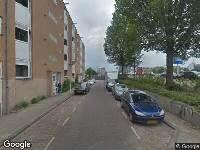 Ambulance naar Mauritsstraat in Amsterdam
