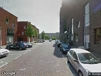 112 melding Brandweer naar Heemstedelaan in Utrecht vanwege verkeersongeval