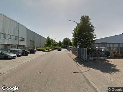 Ambulance naar De Beverspijken in 's-Hertogenbosch