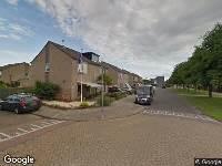 112 melding Ambulance naar Wierbalg in Julianadorp