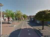 112 melding Besteld ambulance vervoer naar Zwanenhoek in Spijkenisse