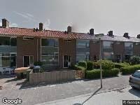 112 melding Ambulance naar Anthonij Michielsz van Voorthuijsenstraat in Den Helder