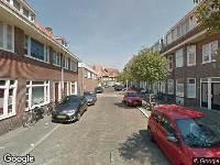 112 melding Brandweer naar B.F. Suermanstraat in Utrecht vanwege gebouwbrand