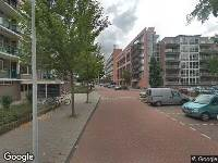 Ambulance naar Opaalstraat in Leiden