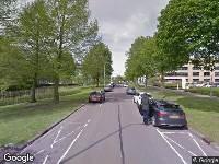 112 melding Brandweer naar K.P. van der Mandelelaan in Rotterdam vanwege een liftopsluiting