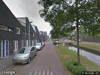 112 melding Brandweer naar Houtrakgracht in Utrecht vanwege een liftopsluiting
