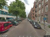 Ambulance naar Domselaerstraat in Amsterdam