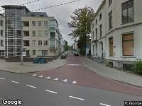 112 melding Ambulance naar Utrechtsestraat in Arnhem