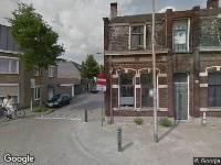 112 melding Ambulance naar Lange Nieuwstraat in Tilburg