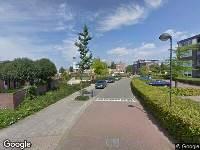 Ambulance naar Louis Beelstraat in Herten