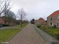 Ambulance naar Breestraat in Middenmeer