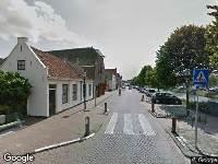 Ambulance naar Slagveld in Brielle