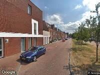 112 melding Ambulance naar Chris Lanooystraat in Purmerend