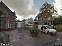 112 melding Ambulance naar Stationsweg in Geldermalsen