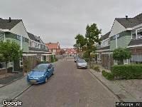 112 melding Ambulance naar Havikstraat in Den Helder