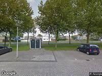 112 melding Ambulance naar B. de Roijstraat in Spijkenisse