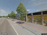 112 melding Ambulance naar Ringbaan-Oost in Tilburg