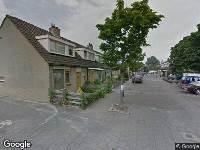 112 melding Ambulance naar Oranjeplein in Zwijndrecht
