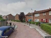 112 melding Brandweer naar Cornetstraat in Utrecht vanwege gebouwbrand
