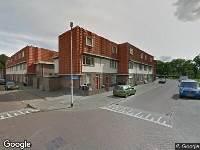 Ambulance naar Jan van der Heijdenstraat in Tilburg