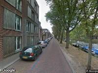 112 melding Ambulance naar Westgracht in Den Helder