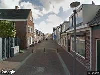 112 melding Ambulance naar Breewaterstraat in Den Helder